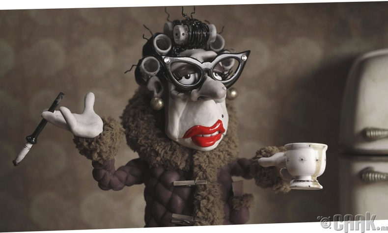"""Mary and Max"", 2009 он"