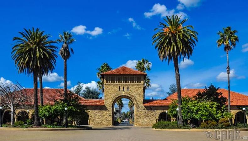 Стэнфордын Их Сургууль (Stanford University)