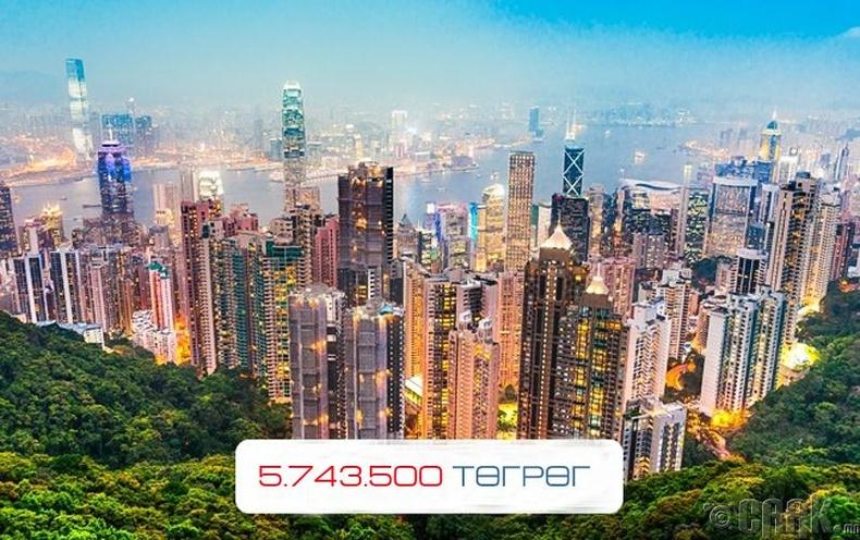 Хонг Конг, БНХАУ