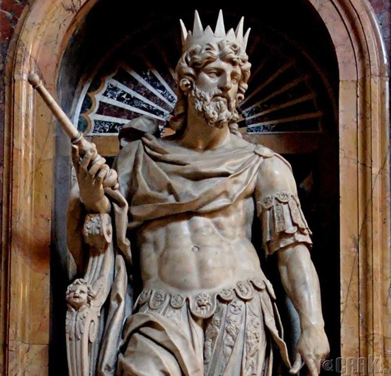 Давид хаан
