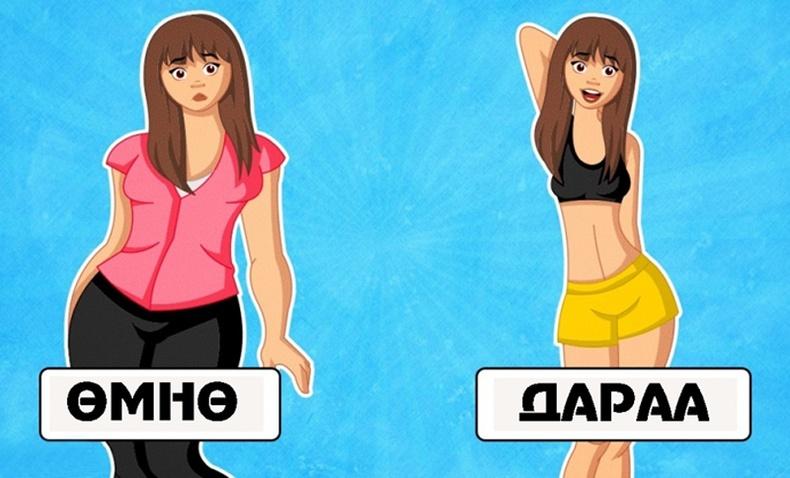 Фитнест явахгүйгээр турах шалгарсан аргууд