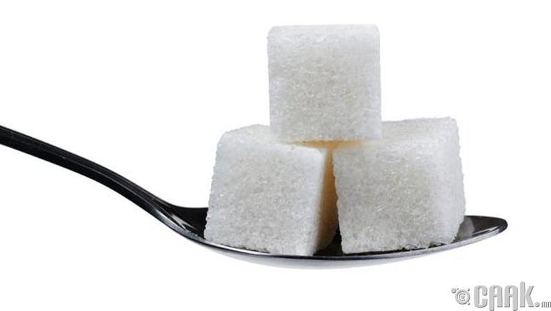 Сахарын хэрэглээг багасгах
