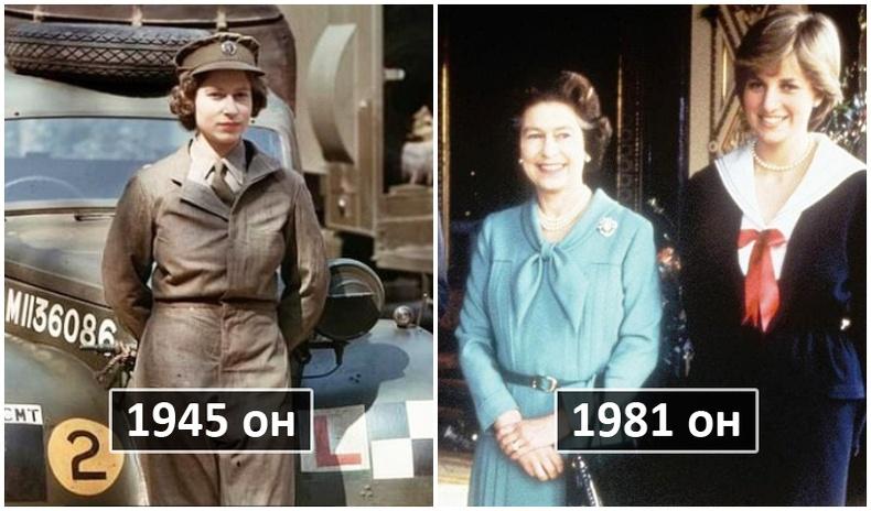 94 нас хүрч буй Британийн хатан хааны амьдрал гэрэл зурагт...