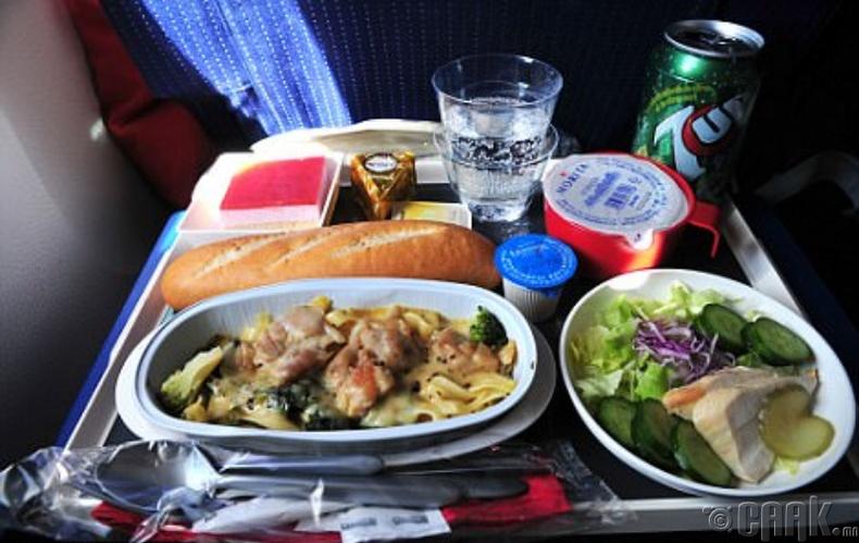 """""""Air France""""-ийн энгийн зэрэглэл"""