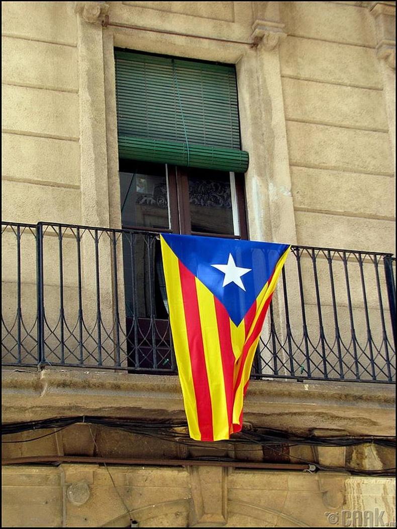 Каталоныг Испанийн нэг хэсэг  байлгах хэрэгтэй гэдгийг батлах хэрэггүй