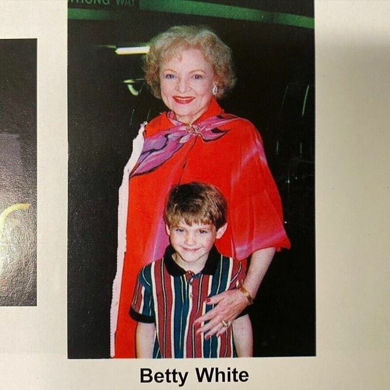 Жүжигчин Бетти Уайт
