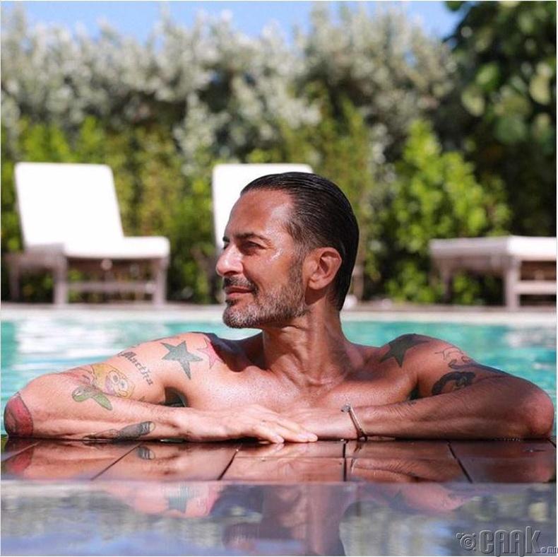 Марк Жэйкобс (Marc Jacobs), 55