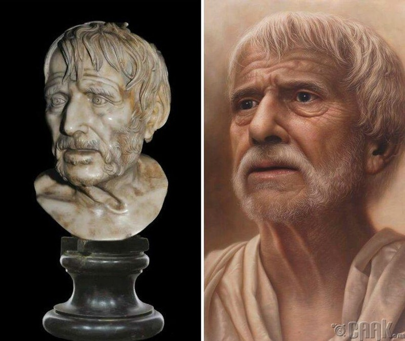 Уран зохиолч Сенека (Seneca)