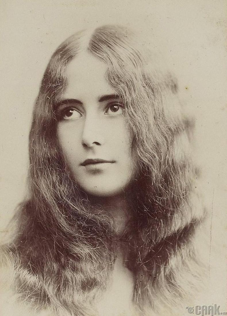 Бүжигчин Клео дэ Мерод (Cléo de Mérode) - 1902 он