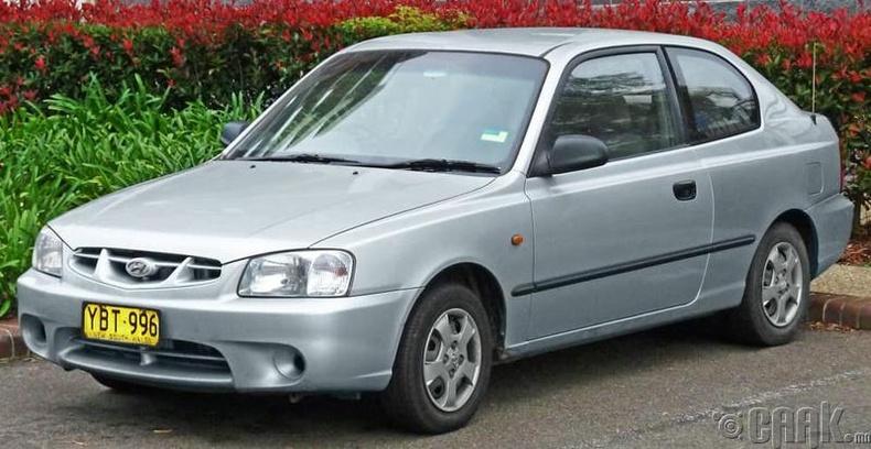 Hyundai Accent (2 хаалгатай)