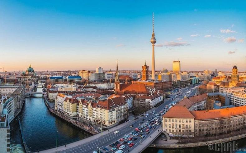 Берлин - Герман