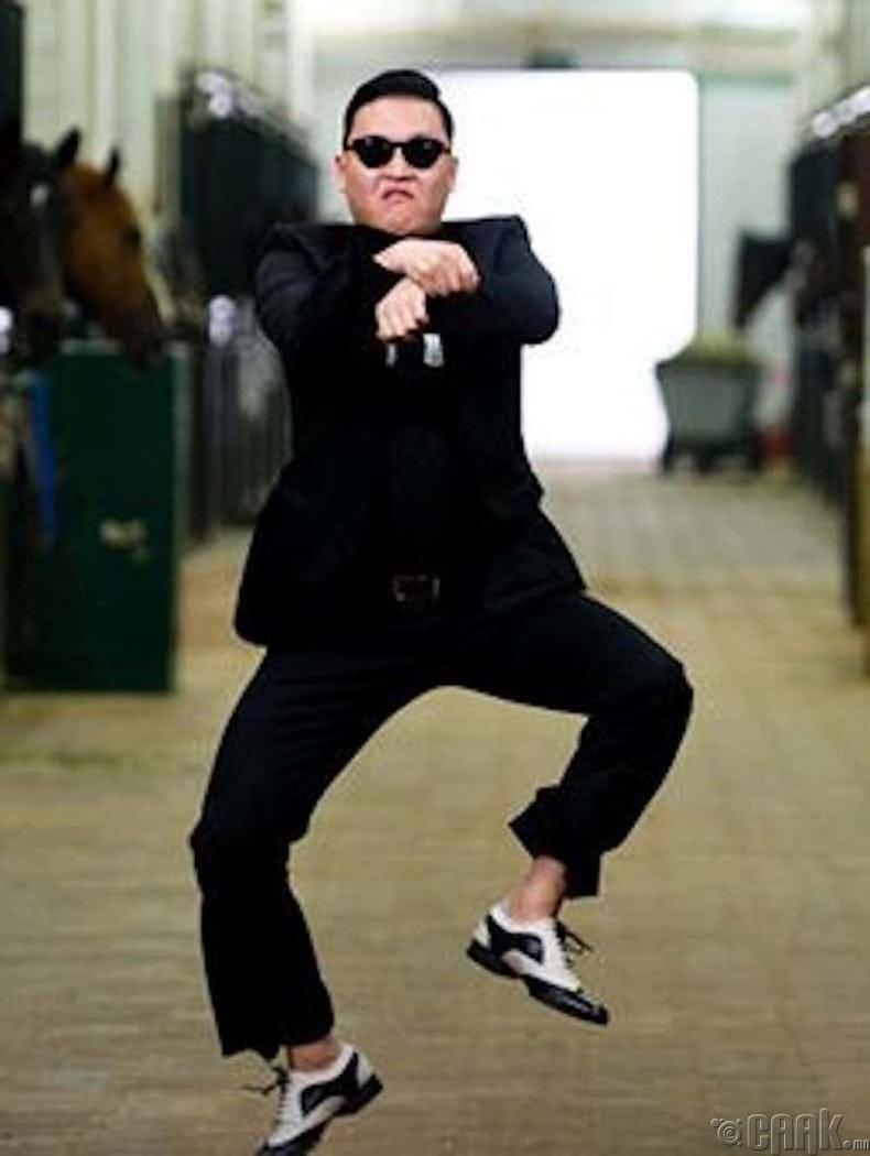 "Psy- ""Gangnam Style"""