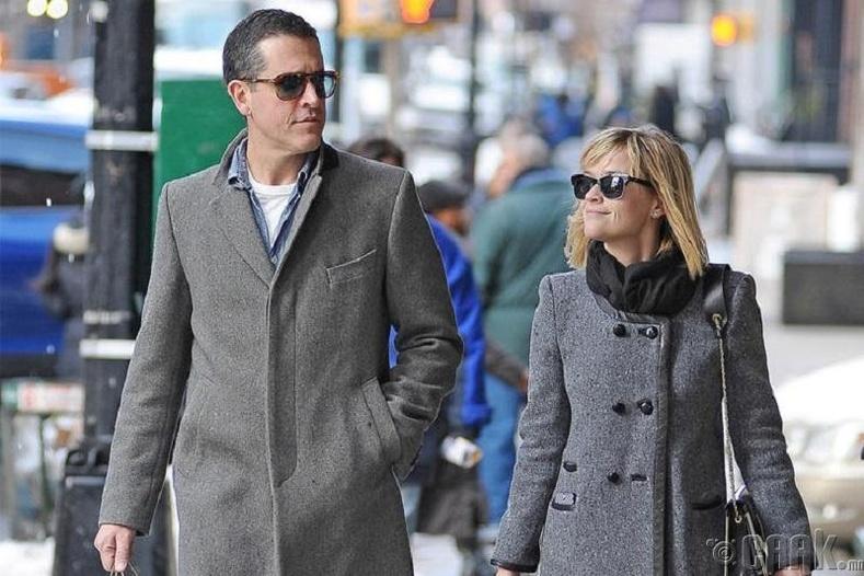 Рийс Витэрспүүн (Reese Witherspoon) болон Жим Тот (Jim Toth)