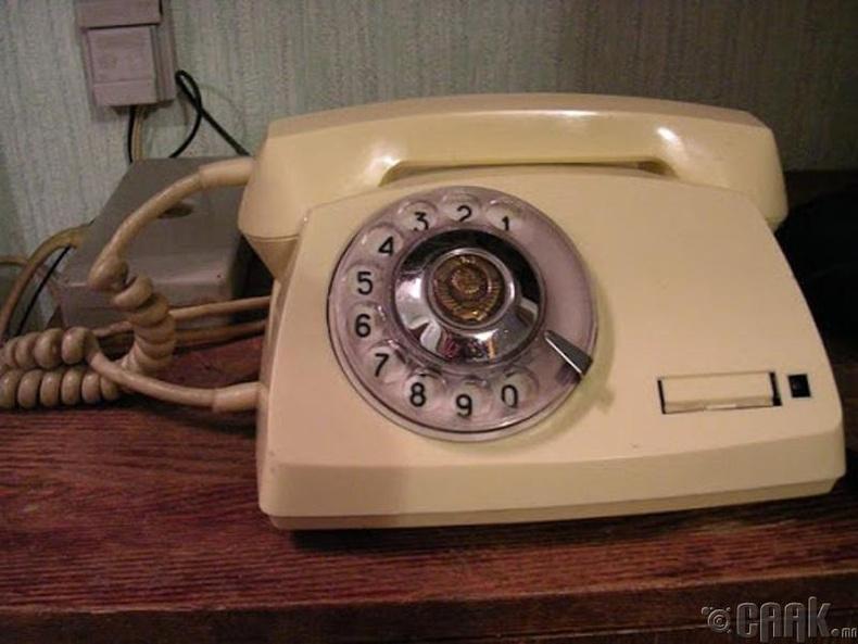 Гэрийн утас