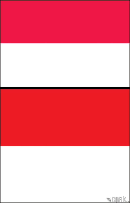 Индонез (Indonesia) болон Монако (Monaco)