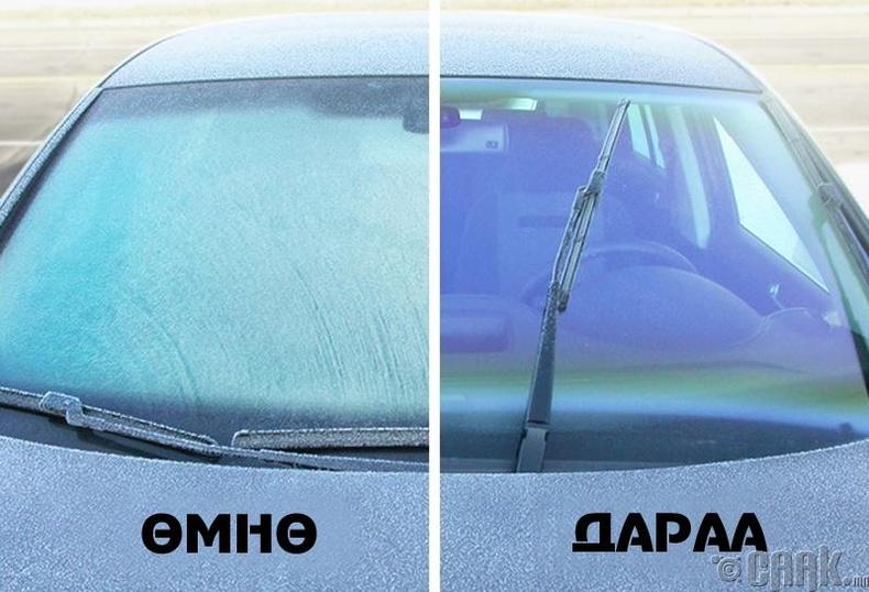 Мөстсөн цонх