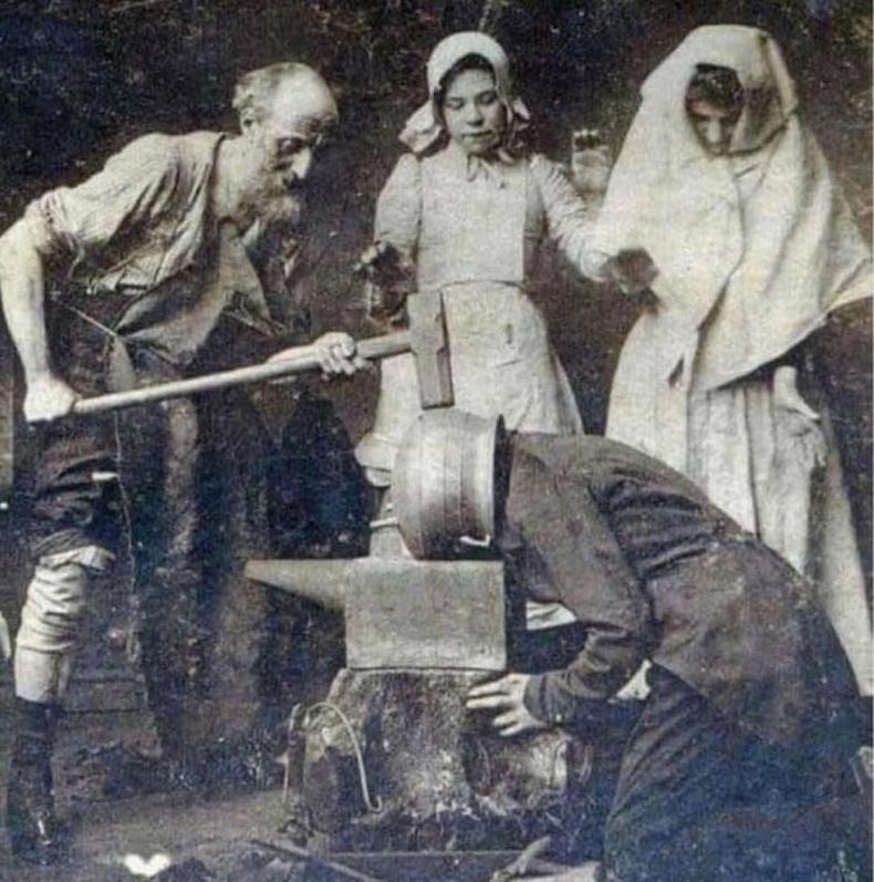 19-р зуунд архинд донтсон хүнийг ингэж эмчилдэг байв