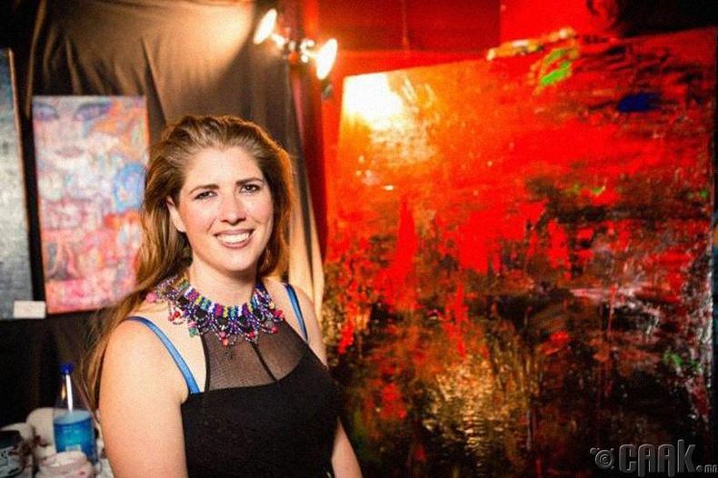 Хитер Томпсон(Heather Thompson) - Зураачийн амьдралыг сонгосон нь