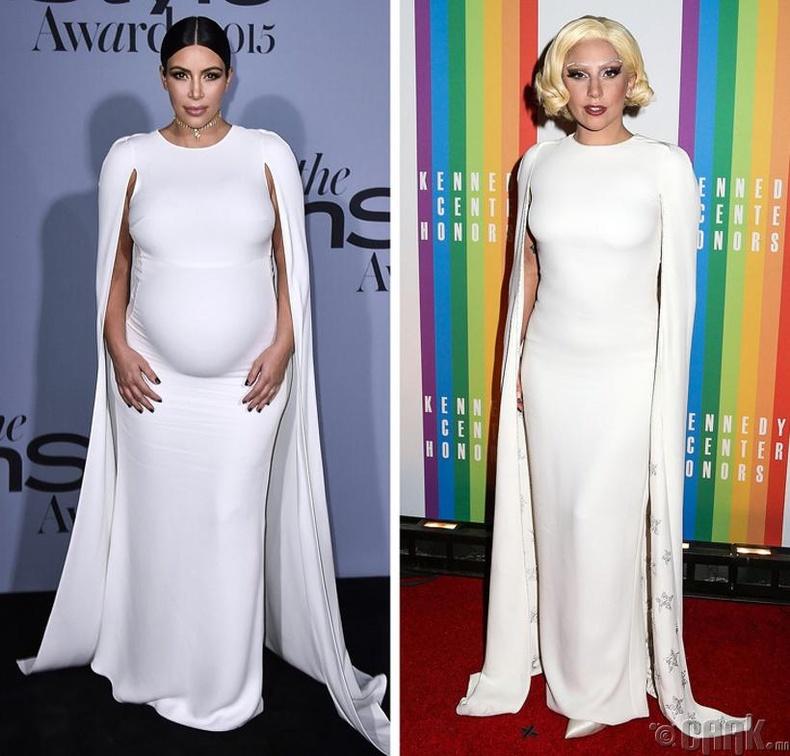 Ким Кардашьян болон Лэди Гага