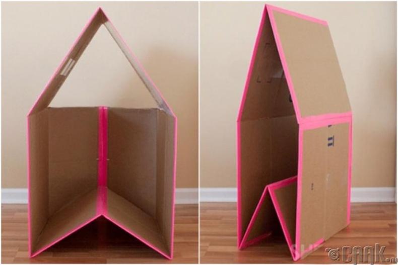 Тоглоомон байшин