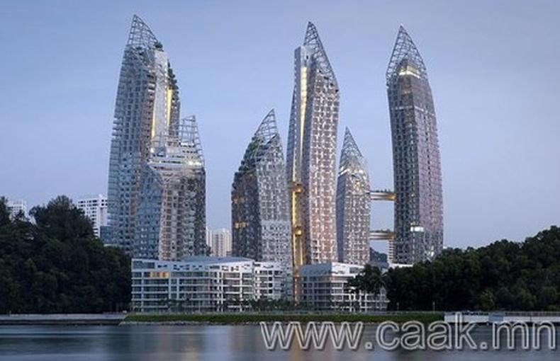 Дэлхийн архитектурын үзэсгэлэн