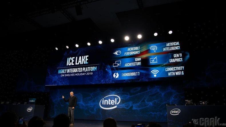 """""""Intel"""" 10-р үеийн процессор"""