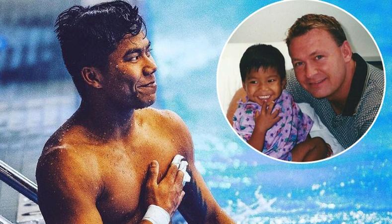 Хүнд өвчтэй хүүг үрчилж аваад Олимпын тамирчин болгосон ганц бие аавын сэтгэл хөдөлгөм түүх
