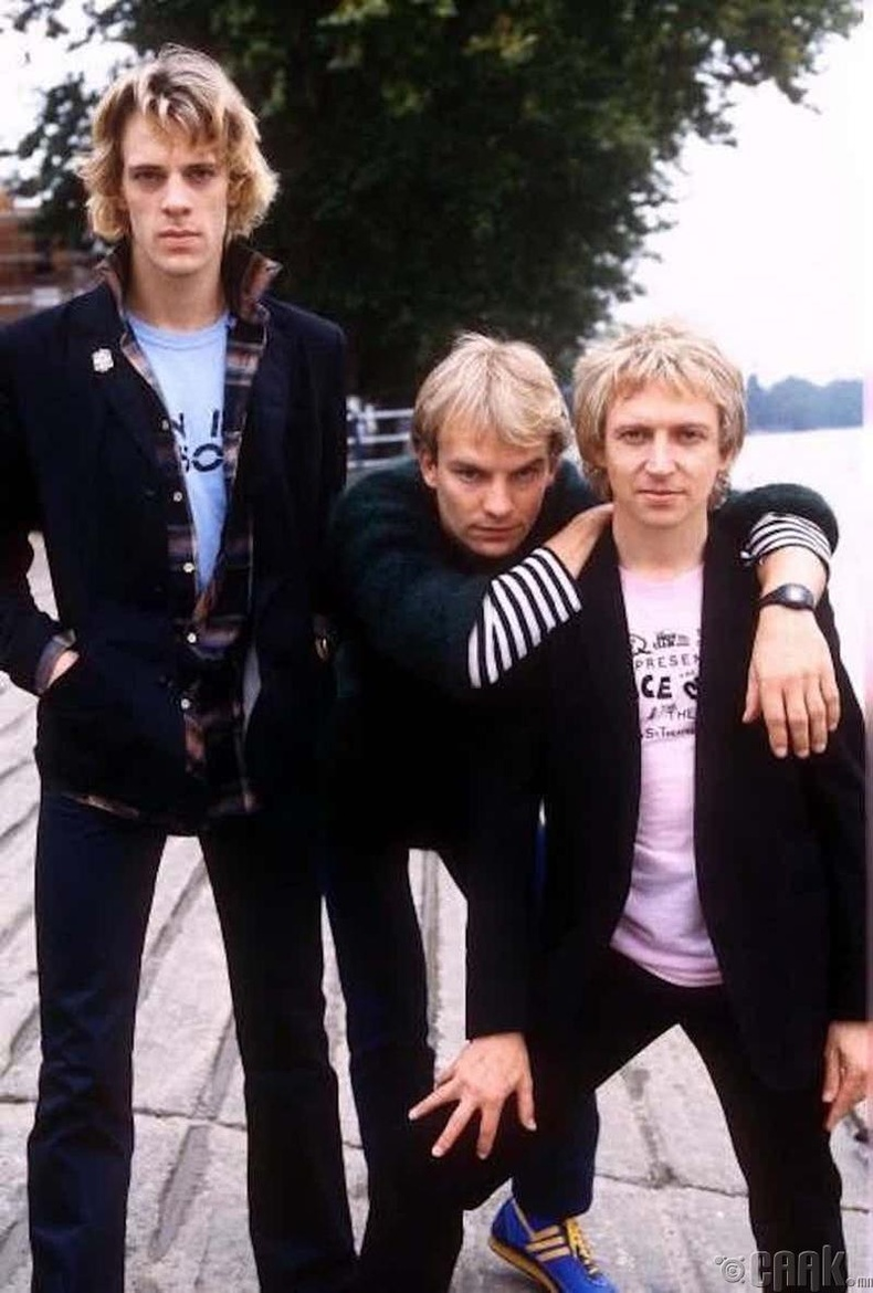 """The Police"" хамтлагийн ""Every Breath You Take"" дуу"