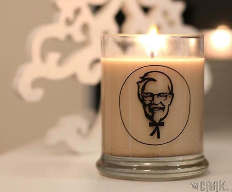 KFC- Анхилуун үнэртэй лаа