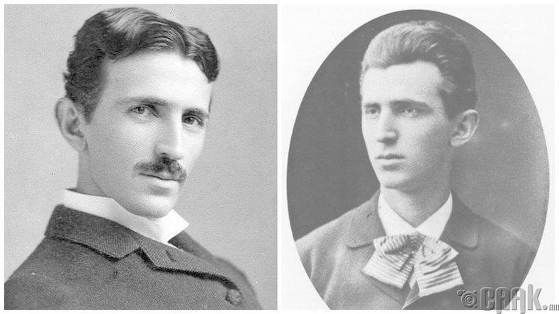Никола Тесла - Зохион бүтээгч