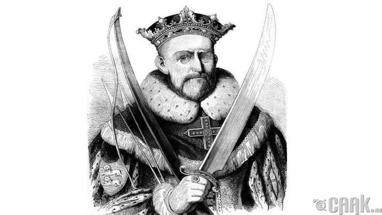 Английн I Уильям хаан -  228 тэрбум ам.доллар