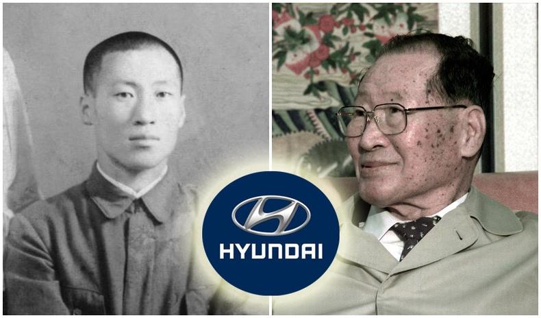 """""""Бичиг үсэггүй, ядуу эр Солонгосыг өөрчилсөн нь..."""" -  Hyundai компанийн үүсгэн байгуулагч эрхмийн түүх"""