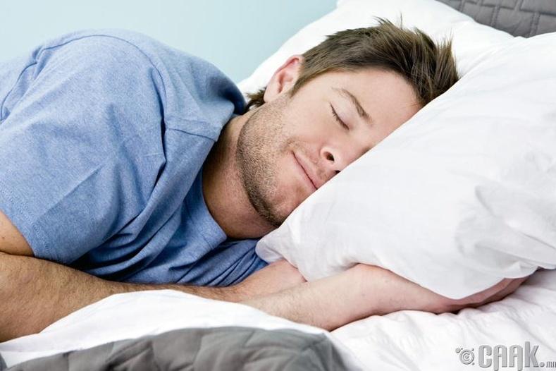 Сайн унтаж амрах