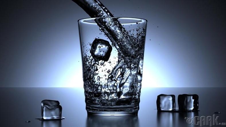 Ус сайн уу