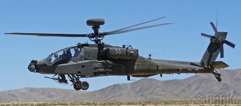"""Бонус: """"AH-64E Apache Guardian"""""""