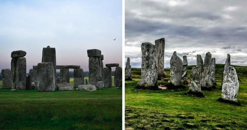 Стоунхенж (Их Британи),  Callanish Stones (Шотланд)