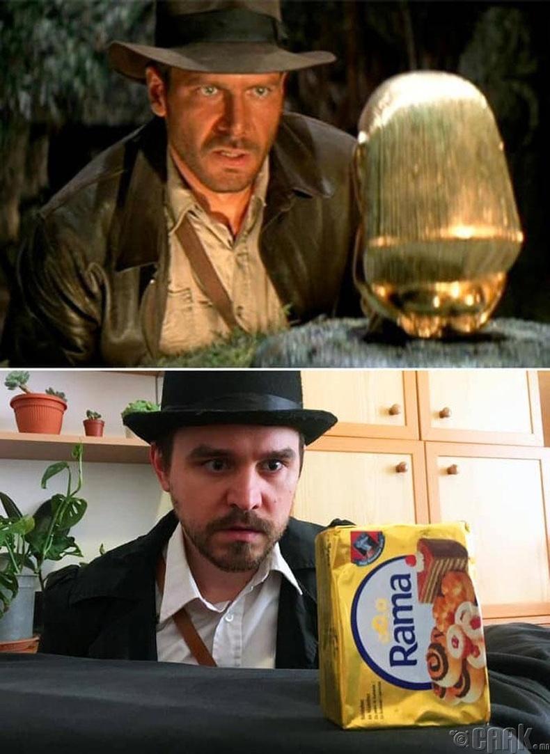 """""""Индиана Жонс"""" (Indiana Jones)"""