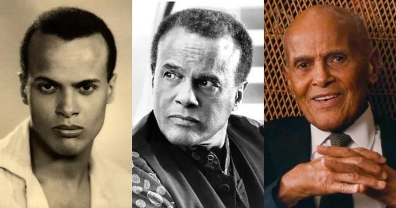 Харри Белафонте (Harry Belafonte) - нас 94
