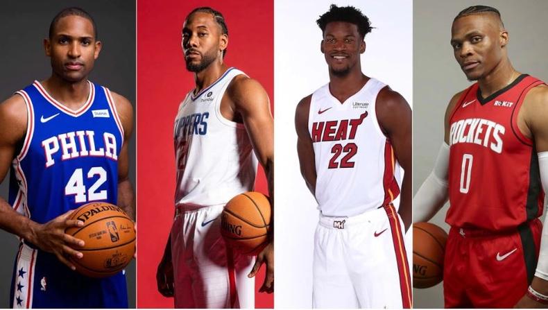 NBA-ийн шинэ улирлын өнгийг тодорхойлох томоохон солилцоо, наймаанууд