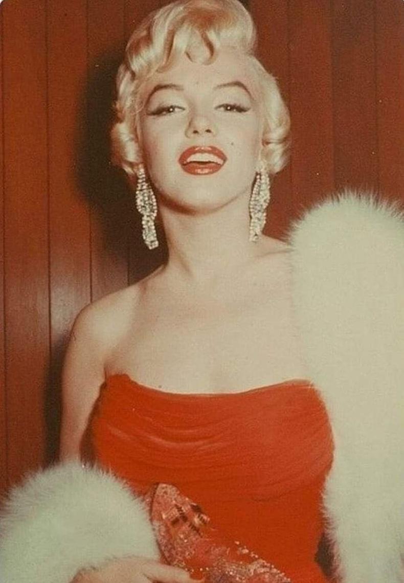 Мэрилин Монро, 1953 он.