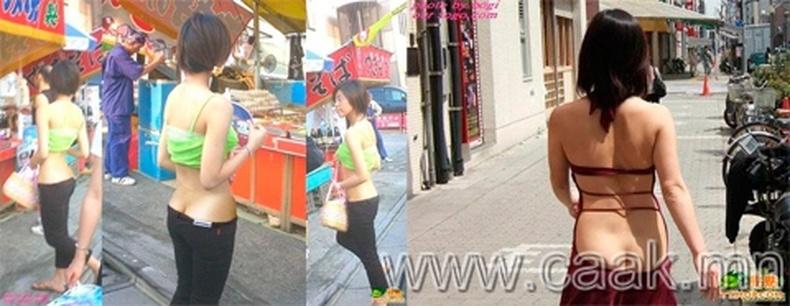 Хятадад дэлгэрээд байгаа хачин мода