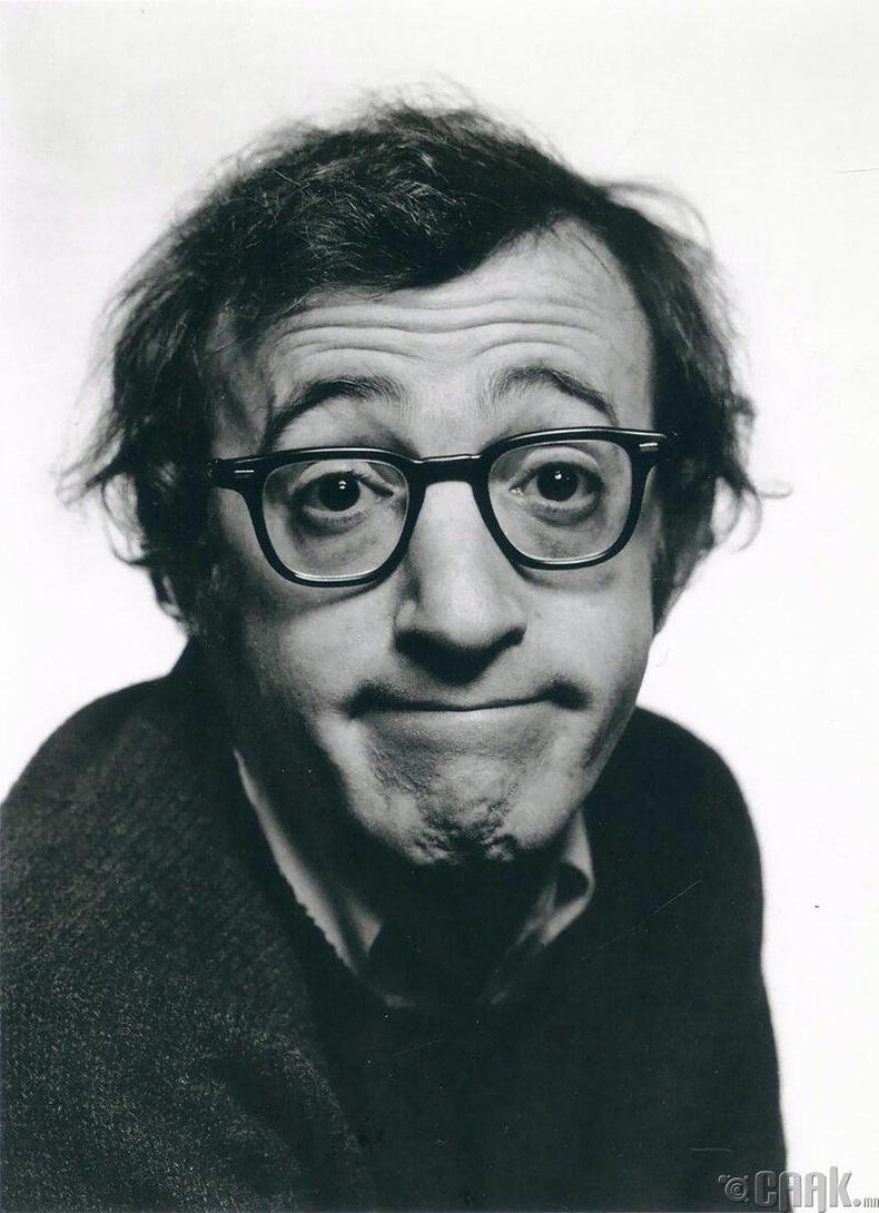 Найруулагч Вуди Аллен, 1969 он