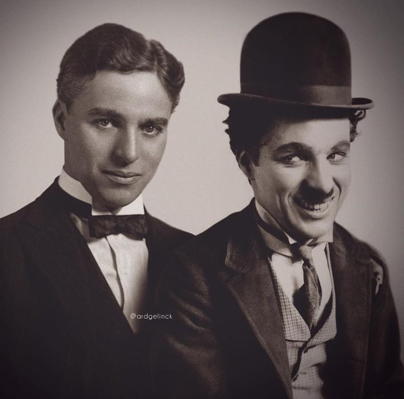 Чарли Чаплин болон тэнүүүлч