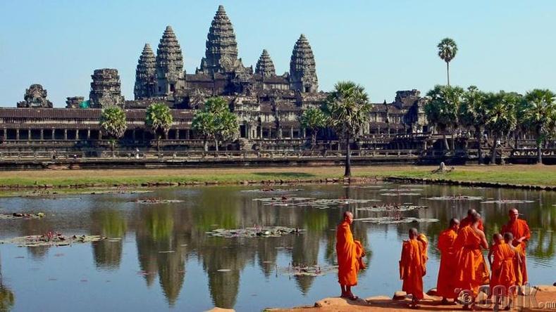 Эртний Ангкор хот