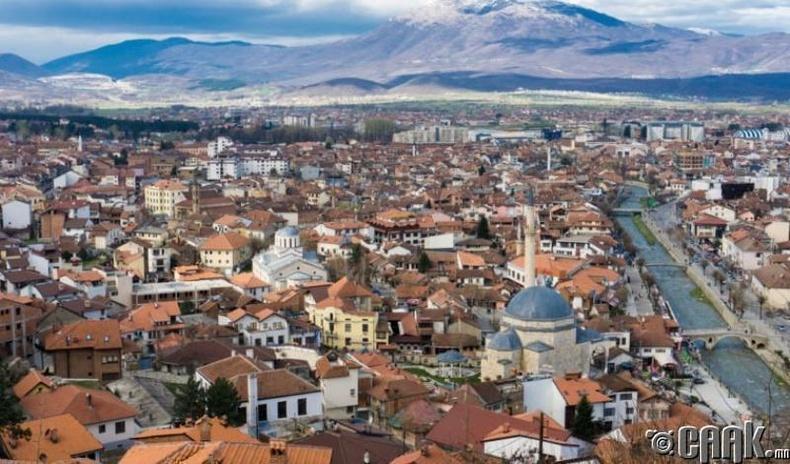 Косово (Kosovo)
