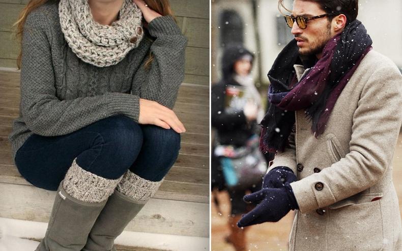 Хүйтний улиралд хэрхэн загварлаг хэрнээ дулаахан хувцаслах вэ?