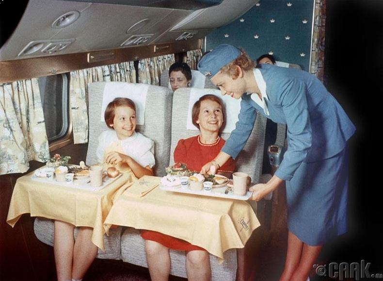 """""""Delta Air Lines"""", 1954-1965"""
