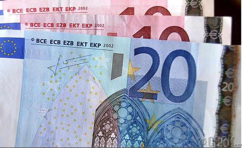 Евроны нууцлал