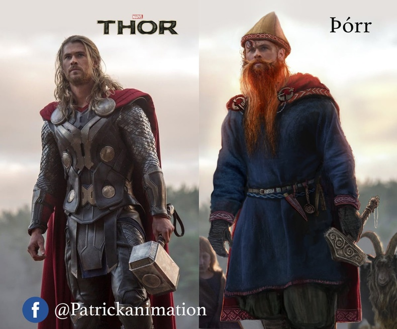 "Тор (Thor) - ""Avengers"""