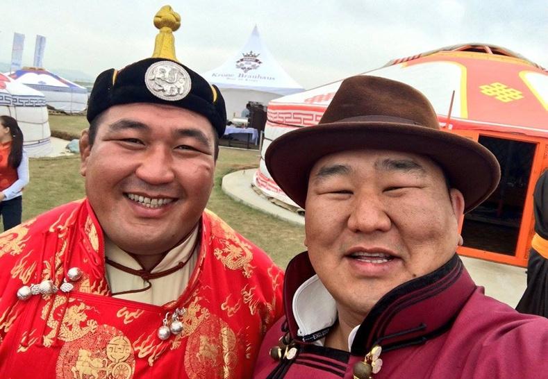 Монгол элдэв зураг (90 фото) №45